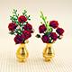 紅色玫瑰花束(2束/組)
