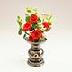 紅玫瑰花束(大)
